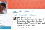 Renzi ricorda Borsellino e gli agenti di scorta: non dimentichiamo mai l'eroismo