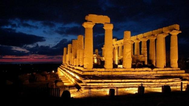 cinema, spettacolo, Valle dei Templi, Agrigento, Cultura