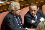"""Verdini: """"Lo strappo da Berlusconi addolora e fa male"""""""