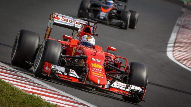 Ferrari, formula uno, Sebastian Vettel, Sicilia, Sport