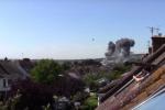Jet precipita sulla statale durante esibizione aerea in Inghilterra: ci sono vittime - Il video