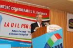 Uil Agrigento, lascia il segretario generale Aldo Broccio