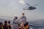 Naufragio al largo di Lesbo, bimbo di un anno trovato morto nel barcone