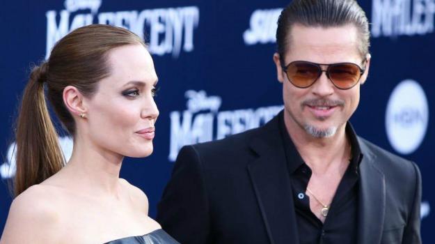Angelina Jolie, Brad Pitt, Sicilia, Cronache delle Star, Società