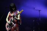 Il rock della cantantessa sbarca a Palermo: Carmen Consoli al Teatro di Verdura - Foto