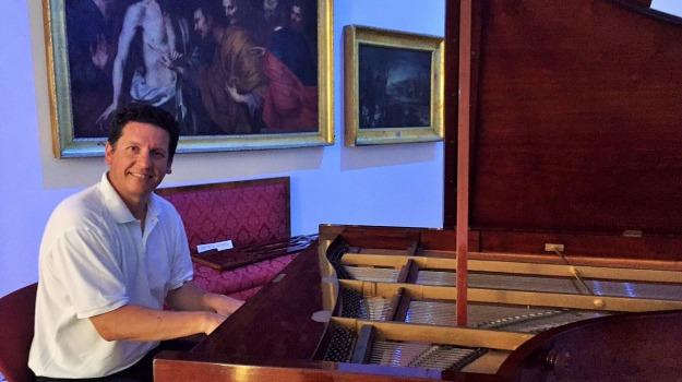 concerto, fortepiano, Palermo, Cultura