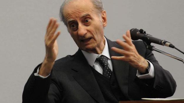 consulta, corte costituzionale, morte, presidente emerito, Giovanni Conso, Sicilia, Cronaca