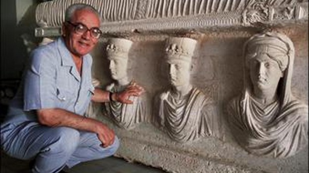 archeologo, catania, decapitazione, Isis, Catania, Cronaca
