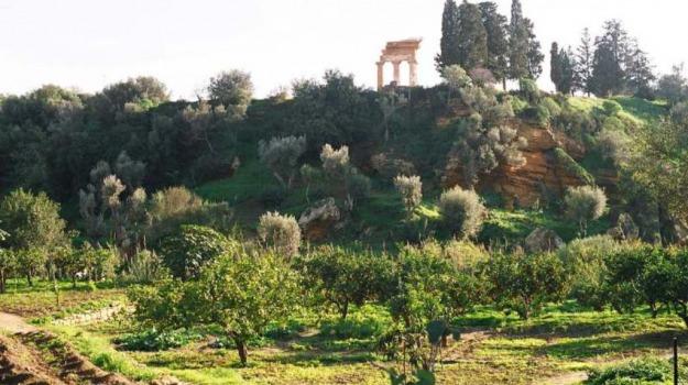 fai, Giardino della Kolymbetra, Agrigento, Cultura