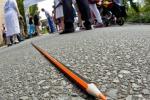 Quasi 460 metri: ecco la matita colorata più lunga del mondo - Foto