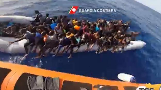 migranti, scafista, Catania, Cronaca