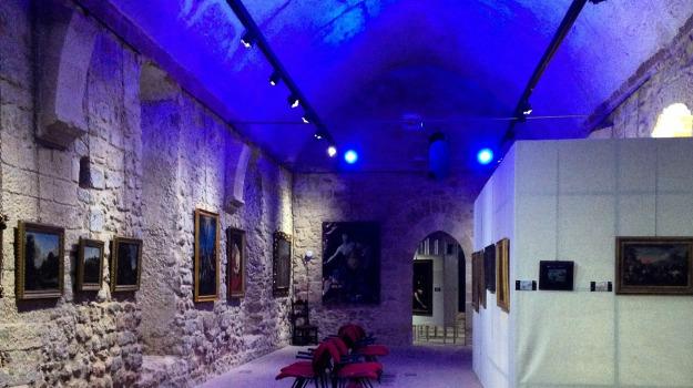 arte, mostra, salemi, Trapani, Cultura