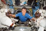 L'astronauta Nespoli al Festival delle Scienze di Agrigento