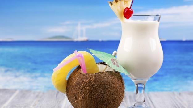 calorie, cocktail, Sicilia, Società