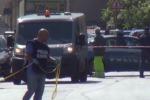 Assalto al portavalori, sparatoria in Corso dei Mille a Palermo: il video