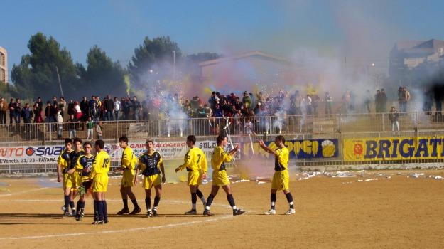 Calcio, favara, Gela, Agrigento, Sport