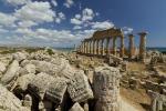 Ciak tra i templi, a Selinunte si gira «Ninna Nanna»