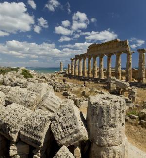 Templi di Selinunte, Settesoli in campo: dalla vendita di bottiglie fondi per il Parco