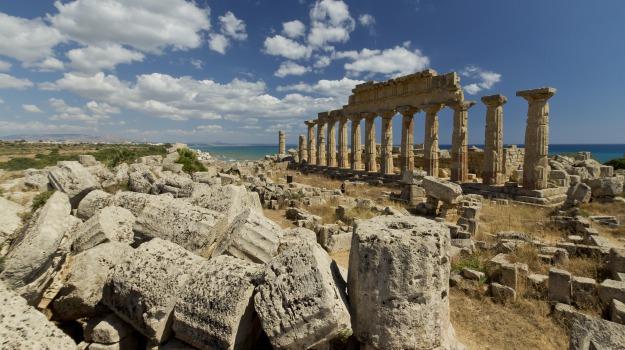parco archeologico, Selinunte, sponsorizzazioni, Trapani, Economia
