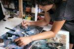 Nuovi mondi oltre il muro: ad Ostia la prima Street Art in 3D - Foto