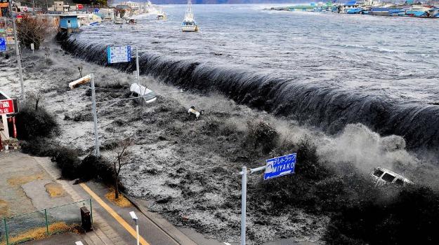 simulazione, tsunami, Sicilia, Società