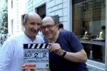 Verdone e Albanese sul set: insieme... l'abbiamo fatta grossa - Foto