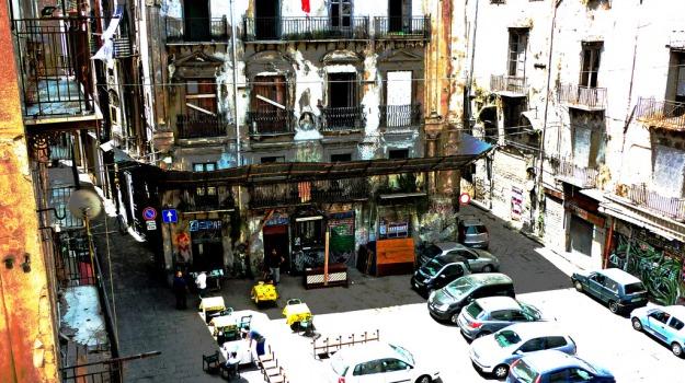 chiese, mercati, Palermo, Società