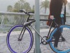 Primo giorno di zona rossa, a Catania tanti in bici