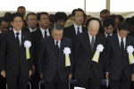 Nagasaki ricorda l'atomica, ma è polemica con Abe sulla sicurezza