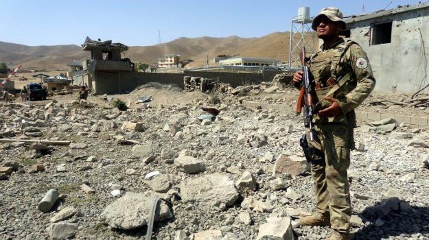 aereo militare, afghanistan, schianto, talebani, vittime, Sicilia, Mondo