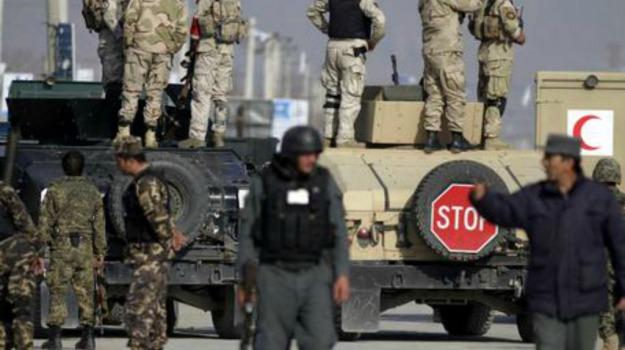 afghanistan, autobomba, morti, polizia, scontri, talebani, Sicilia, Mondo