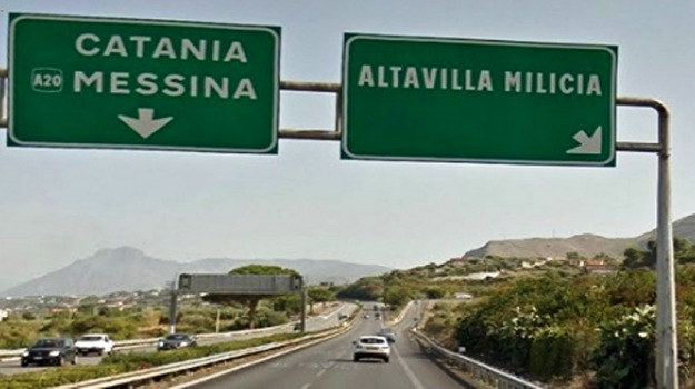 anas, autostrade, catania, Palermo, Sicilia, Economia
