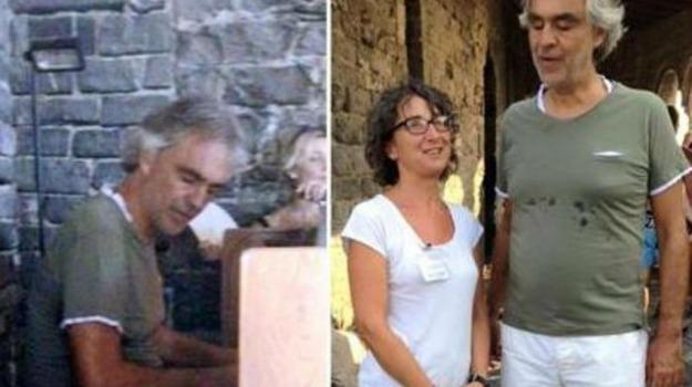 Ave Maria, genova, matrimonio, Andrea Bocelli, Sicilia, Società