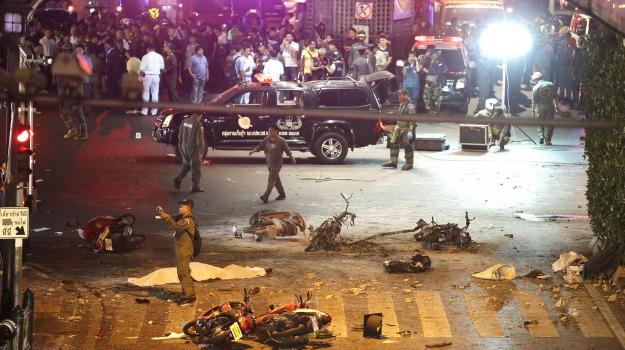 arresti, Bangkok, strage, Thailandia, Sicilia, Mondo