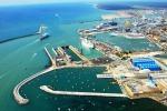 Incidente al cantiere navale di Livorno: un morto, grave un gelese