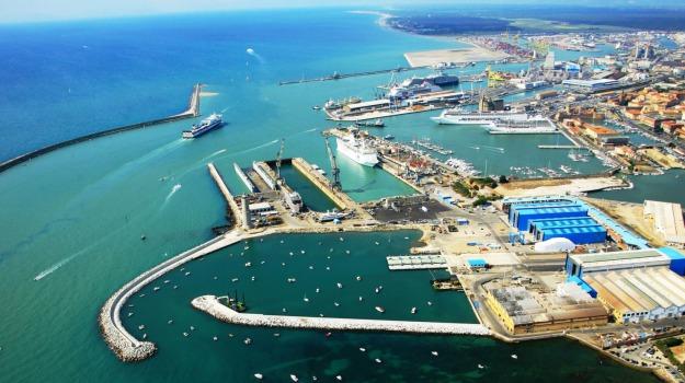 cantiere navale, incidente, Caltanissetta, Cronaca