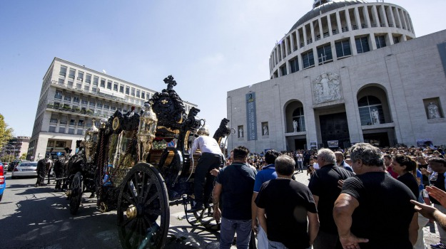 boss, funerali, mafia, Sicilia, Cronaca