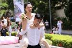 """""""Se mi ami, corri"""", la maratona di coppia per una luna di miele - Foto"""