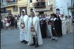 La storia dei Ventimiglia sfila tra le strade del centro montano - Video