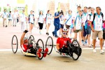 Da Siracusa fino all'Expo di Milano in bici, la sfida in 18 tappe di un disabile siciliano - Le foto