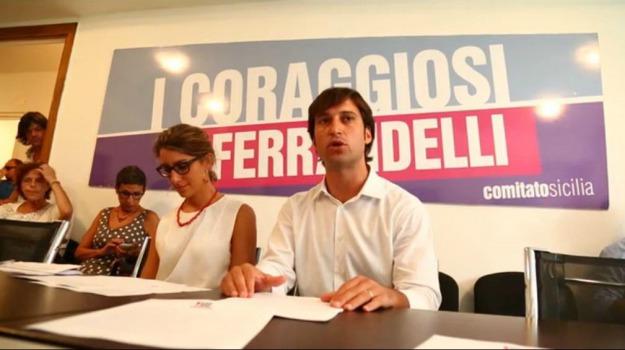 alia, i coraggiosi, movimento, Palermo, Fabrizio Ferrandelli, Palermo, Politica