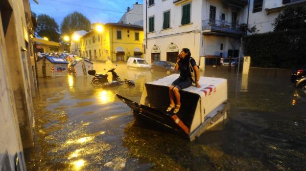 Maltempo, nubifragio, piogge, Sicilia, Cronaca