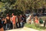 Ritardo di 3 mesi negli stipendi, protesta dei forestali a Palermo