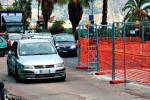 Cantieri e divieti a Palermo, nuove limitazioni per il traffico