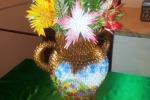 Vasi e riproduzioni della Gioconda... così i gratta e vinci diventano sculture - Foto