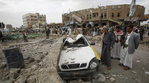 Amnesty International, guerra, Yemen, Sicilia, Mondo