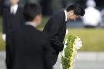 6 agosto 1945: Hiroshima ricorda il dramma della bomba atomica con un minuto di silenzio