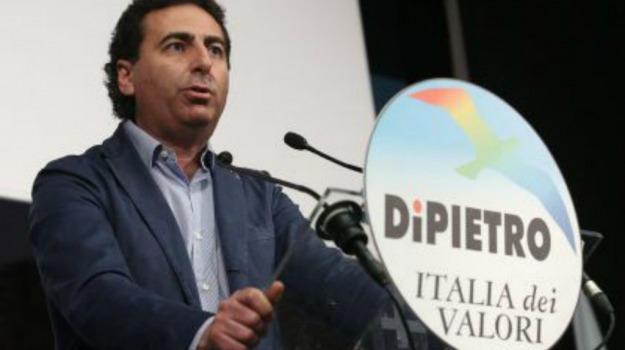 italia dei valori, Caltanissetta, Politica
