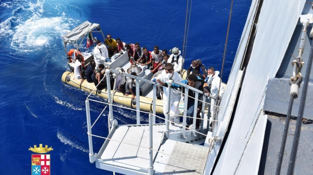 migranti, sbarchi, Messina, Cronaca
