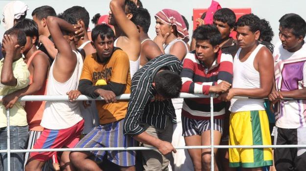 immigrazione, Palermo, Migranti e orrori